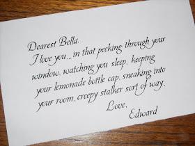 Love letter missing Cute, Romantic