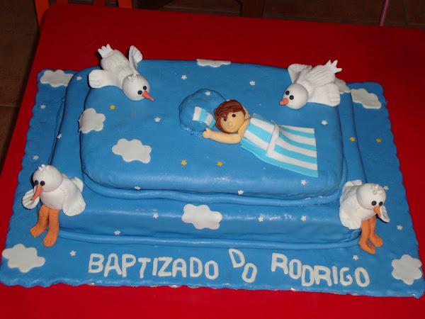 Baptizado do Rodrigo