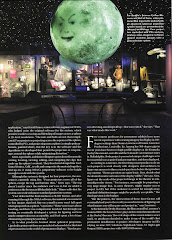 Science Fiction Museum Globe Mindi produced is featured in Digital Content Producer Magazine