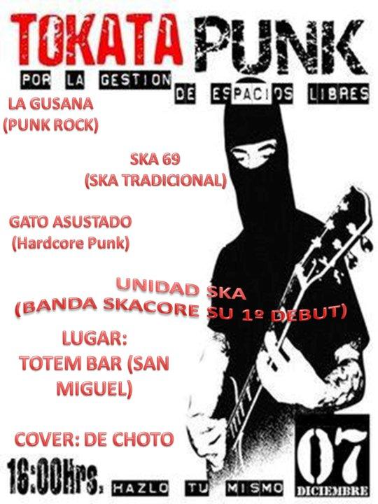 Resistencia y lucha tokata punk por la gestion de - Gestion de espacios ...