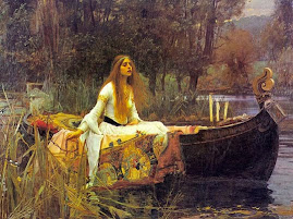 J. W. Waterhouse, 'The Lady of Shalott'