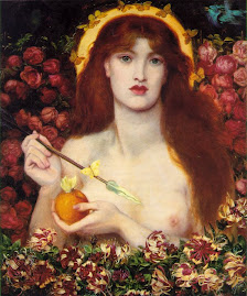 Rossetti, &#39;Venus Verticordia&#39;
