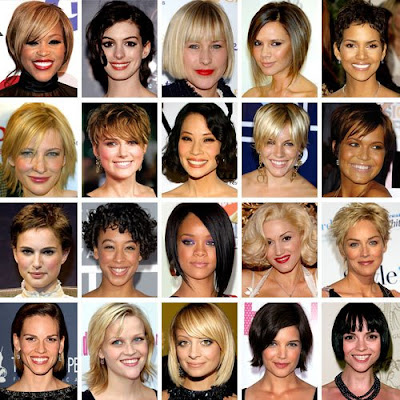 It is true that hairstyles definitely vary amongst races, cultures,
