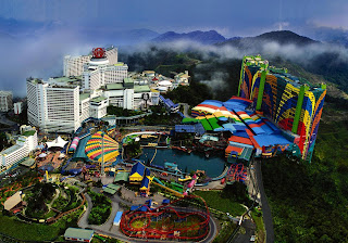 Genting - City Of Entertainment Is Owned By Resort World Bhd