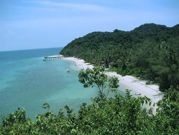 Kapas Island Terengganu