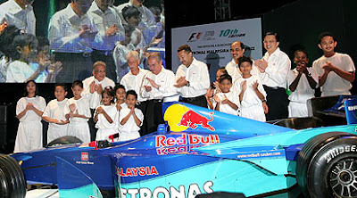 Record Turnout Targeted For 10th Edition of Petronas Malaysian Grand Prix