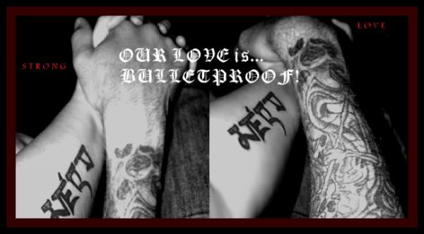 Our Love is BULLETPROOF!! Love & War