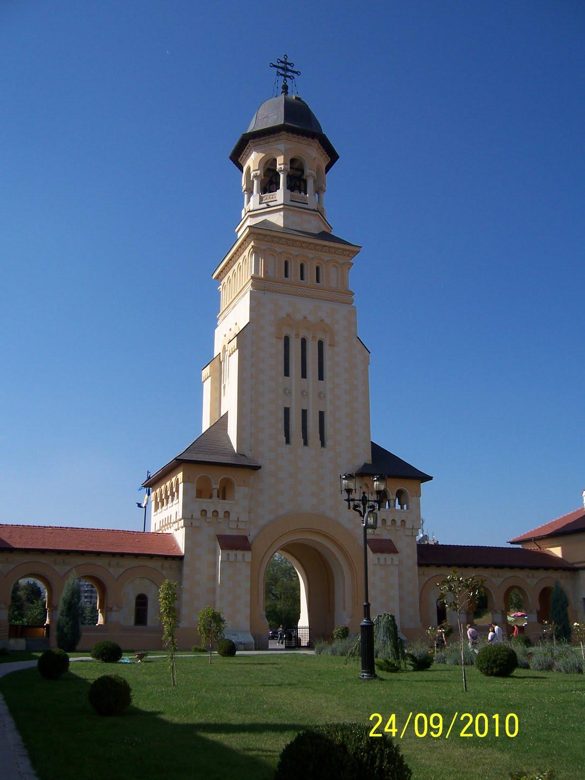 De peste tot si de nicaieri: Catedrala Reintregirii Alba Iulia