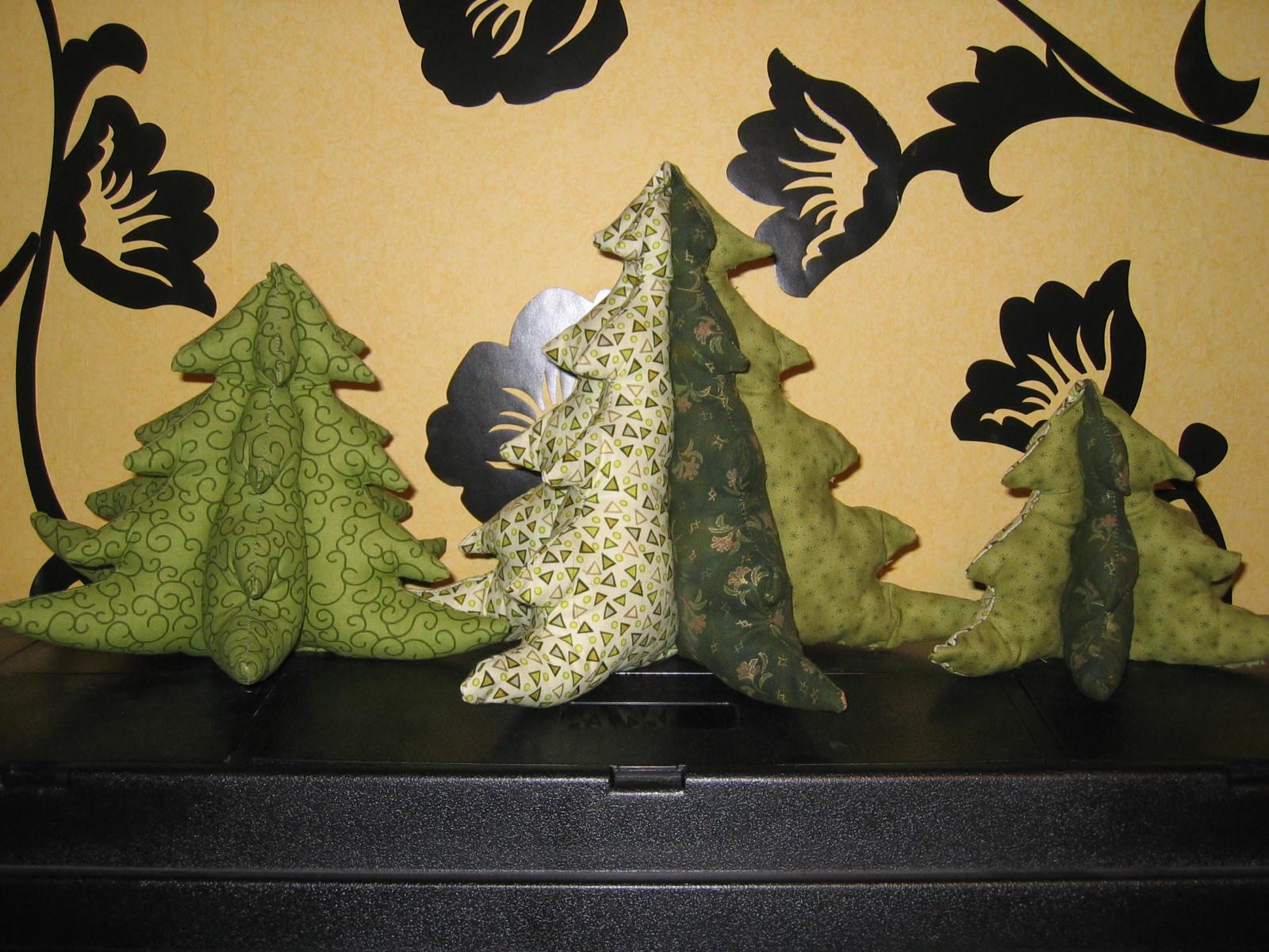 Anleitungen Schritt für Schritt: Workshop Tannenbaum/Weihnachtsbaum