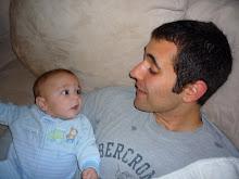 Tony with his Papa