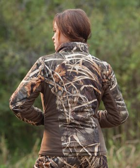 Sexy hunting apparel for women