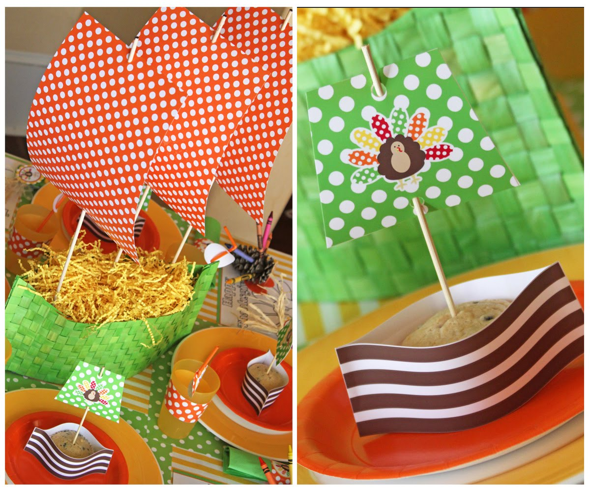 Amanda\'s Parties To Go: Tutorial: Indian Corn Treat Bag