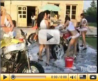 Girl's Bikewash
