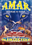 AMAR, LE GRAND CIRQUE DE FRANCE