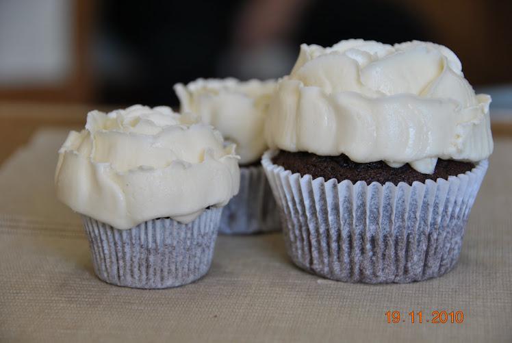 Mini Cupcake e Cupcake!