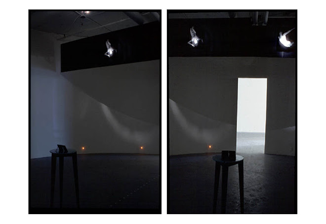 INFINITE / INTIMATE / 1994 / INSTALLATION DETAILS