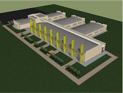Nuevo Centro de Capacitación Laboral y Formación Continua - Ver todo el proyecto !!!