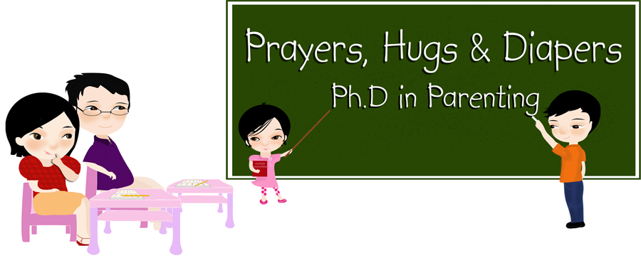 Prayers, Hugs & Diapers
