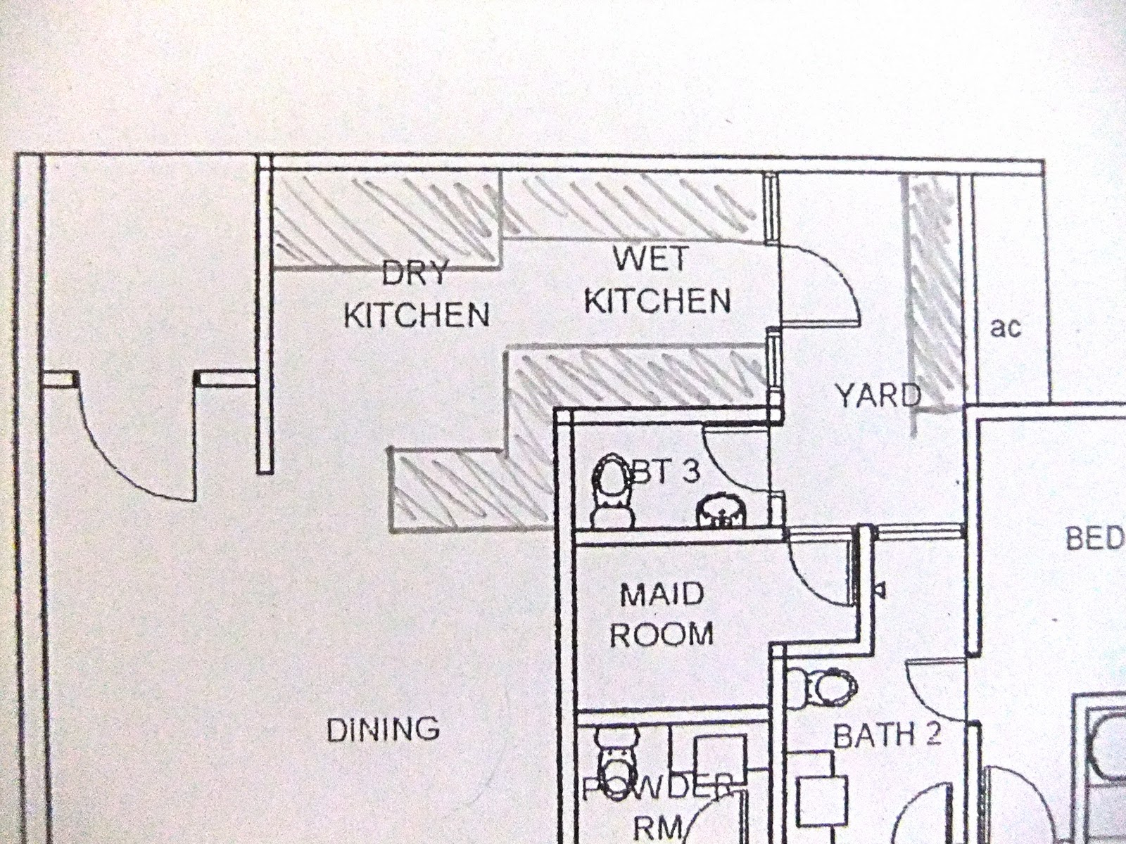 kitchen lay out plan and design by kuchenmatic the kitchen is not
