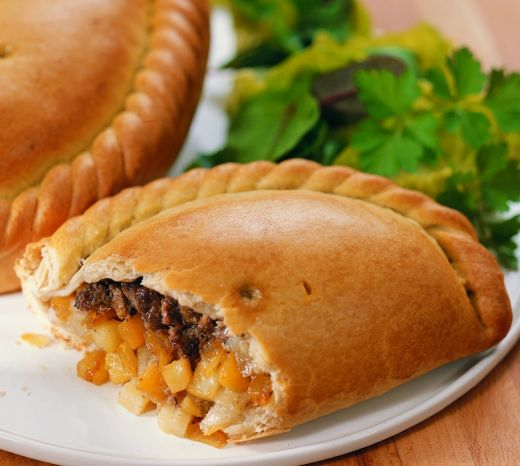 Eden Project to Hold First World Pasty Championships