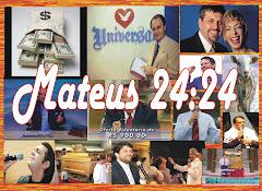 FALSOS PROFETAS E HERESIAS