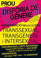 Spanish demonstration poster
