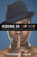 cover of Hiding in Hip Hop by Terrance Dean