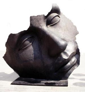 máscara partida