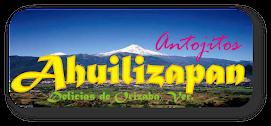 Antojitos de Orizaba