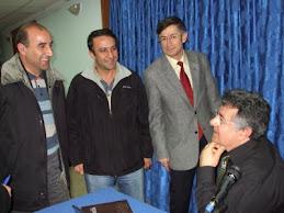 Prof.Dr Muhsin DOĞAROĞLU' nun Bilecik Bozüyük İlçesindeki Semineri