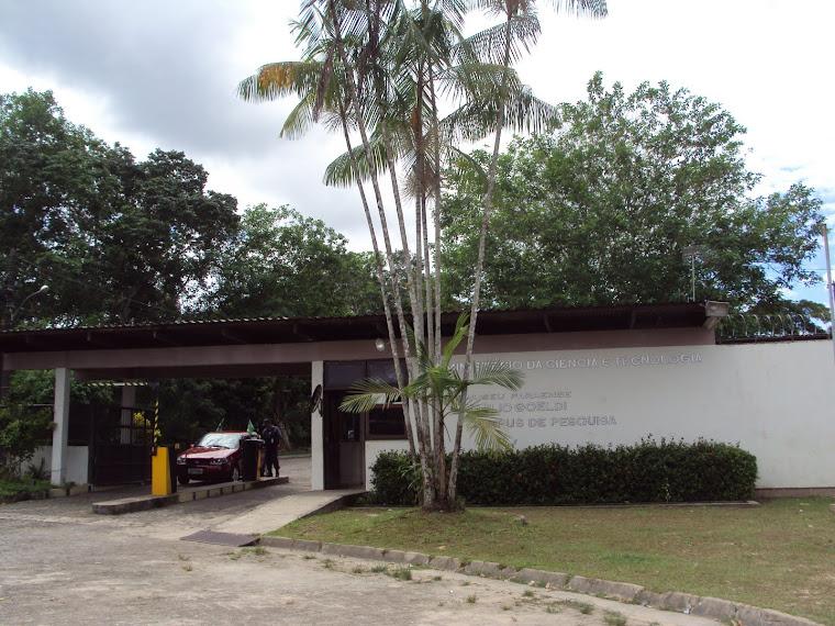 Campus de Pesquisa do Museu Goeldi