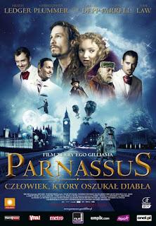 Ảo Viện Của Thầy Pháp ParnassusThe Imaginarium Of Doctor Parnassus