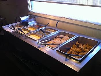 Catfish Buffet at Acuff Steakhouse