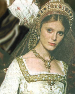 Emilia Fox As Jane Seymour In The 2 Part Television