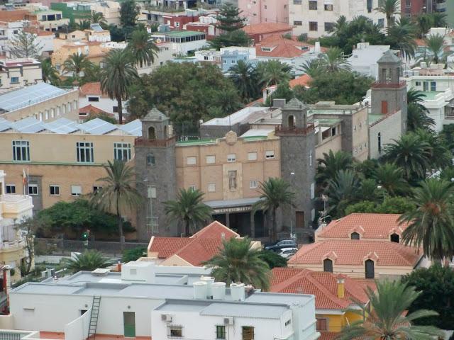 Colegio teresiano las palmas de gran canaria for Instituto ciudad jardin