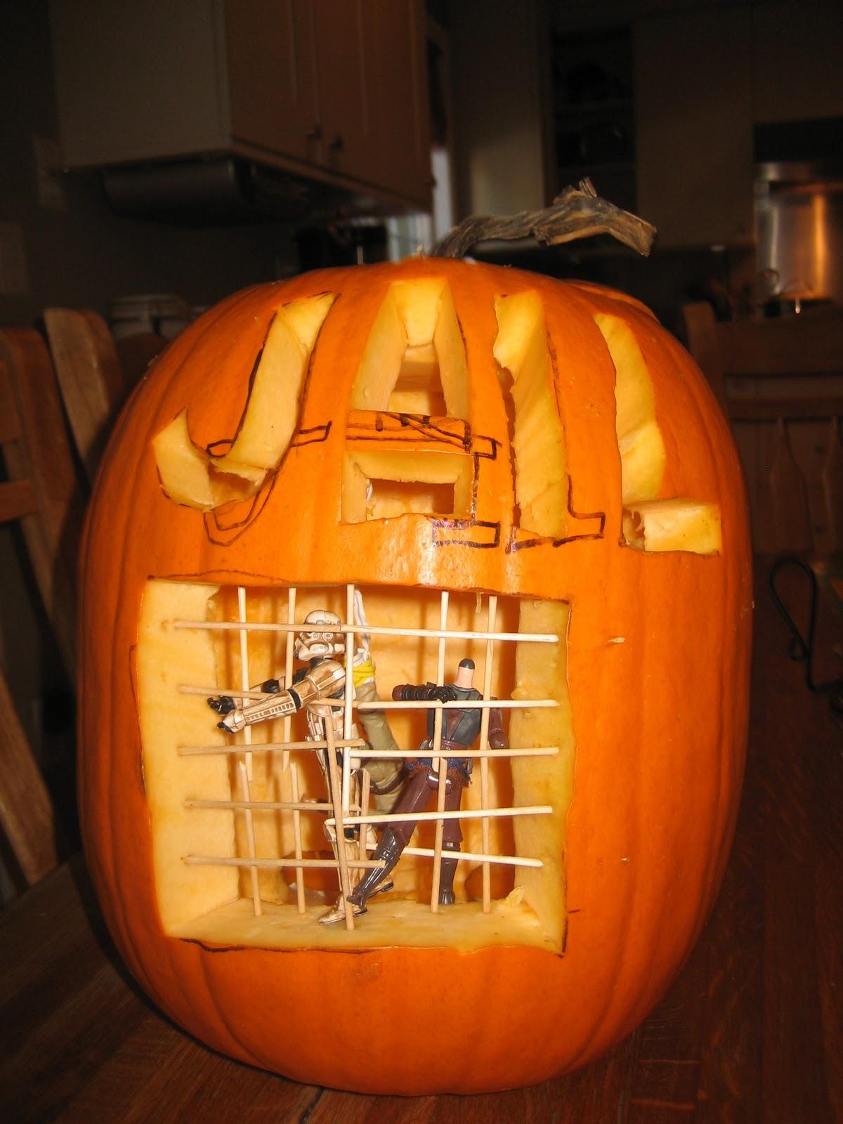 how to turn a pumpkin into a jack-o-lantern