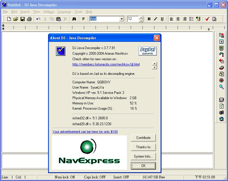 Secureteam Java Decompiler