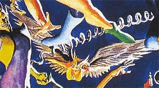 Silver Age Hawkgirl/Hawkwoman