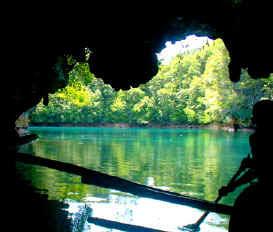 Sohoton Cave