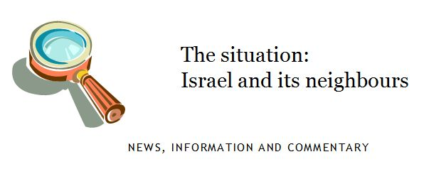 The situation: Israel and its neighbours