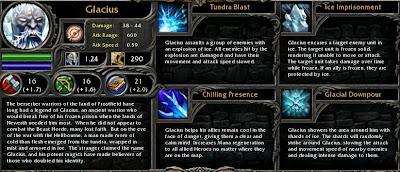 hon glacius guide