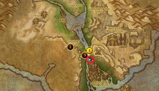 Lost City of the Tol'vir map