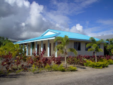 My Family's House in Poutasi (Very Nice!)