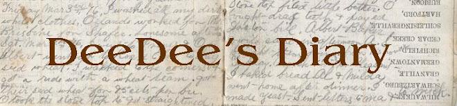DeeDee's Diary