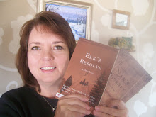 Elaine with Elk's Resolve and Nan's Journey