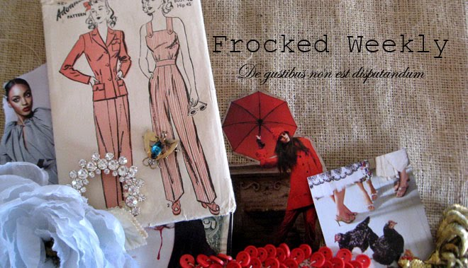 Frocked Weekly