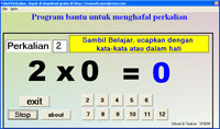 Icon Tabel Perkalian