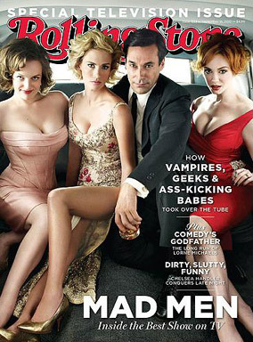 Rolling Stone Mad Men