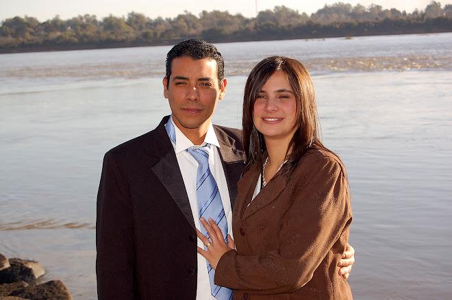 María y Marcelo.
