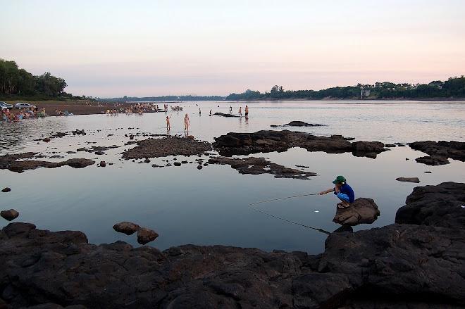 Río Uruguay de los unos